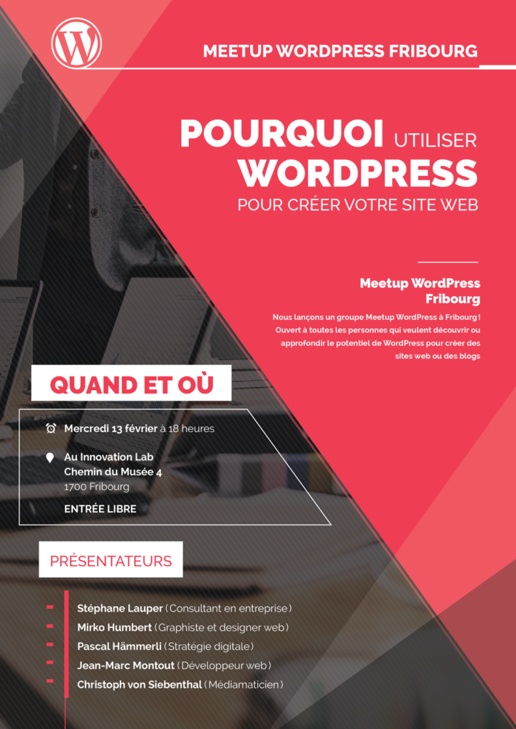 meetups wordpress
